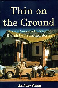 Anthony Youngs 'Thin on the Ground' - book cover