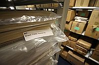 Soils archive moved